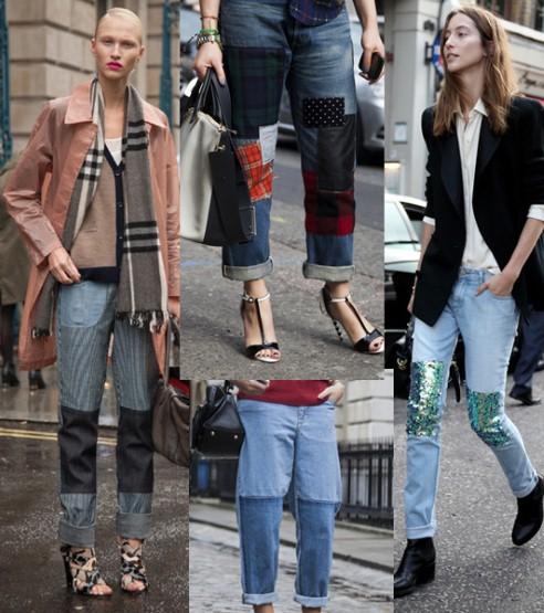 Ngắm lại 10 xu hướng hot nhất trên phố Fashion Week