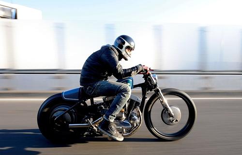 Đơn giản mà phong cách như Harley Davidson XLCH 1967