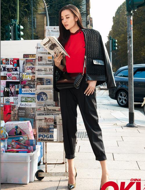 Quần đẹp cho nữ công sở thêm thanh lịch