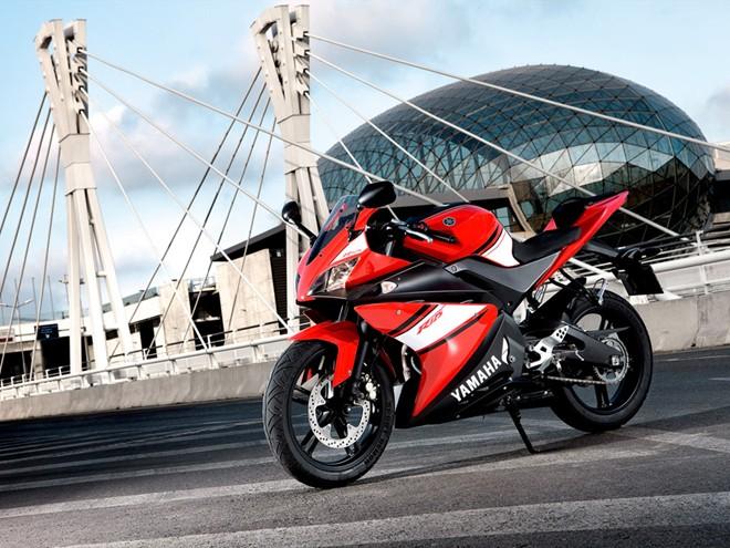 Những chiếc môtô Sportbike tốt nhất đến từ hãng xe Nhật Bản
