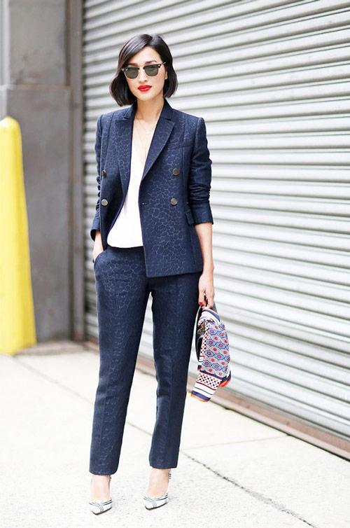Style mới cho nữ công sở bằng 6 cách đơn giản