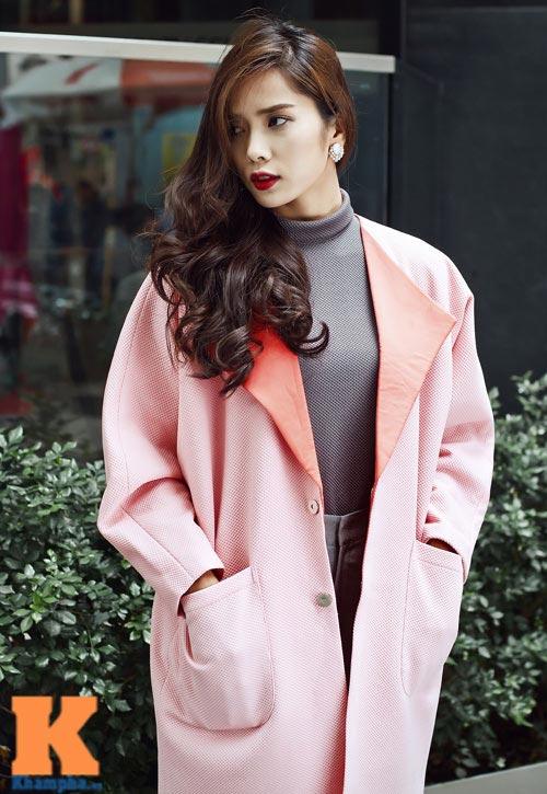 Chọn áo khoác đẹp miễn chê cho nữ công sở
