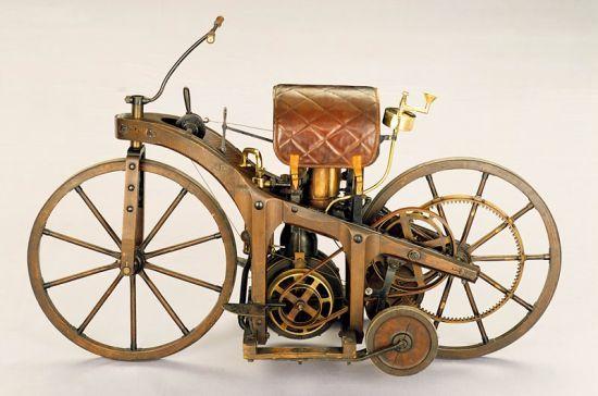 Lịch sử quá trình phát triển của khung xe máy