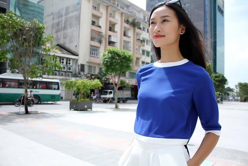 Học Trang Khiếu cách chọn đồ giúp nàng công sở yêu thể thao