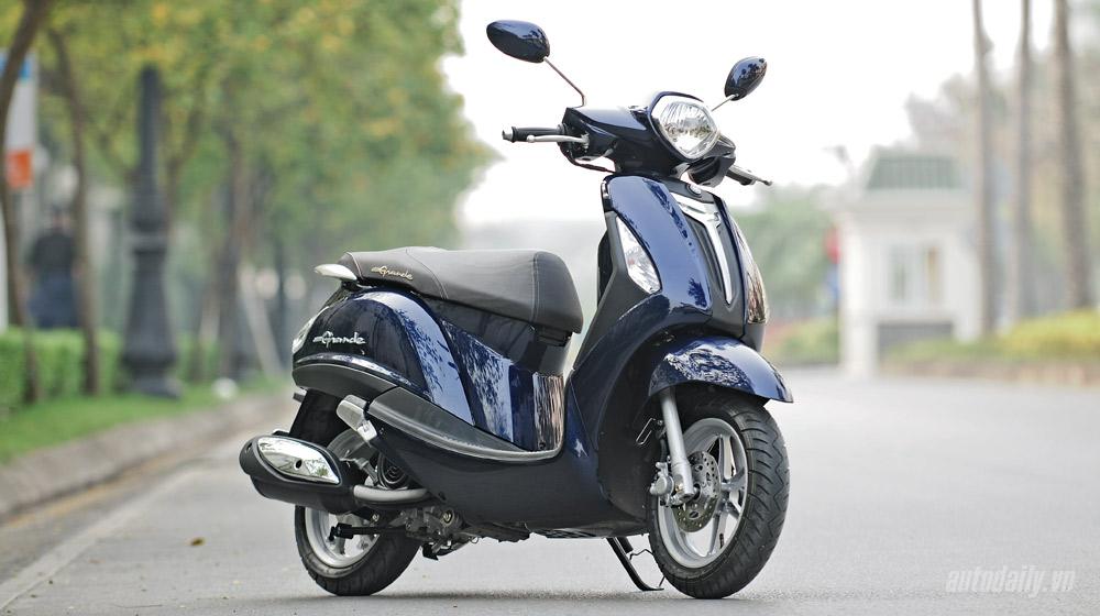 Khi các nhà sản xuất không còn muốn bán nhiều xe máy ở Việt Nam