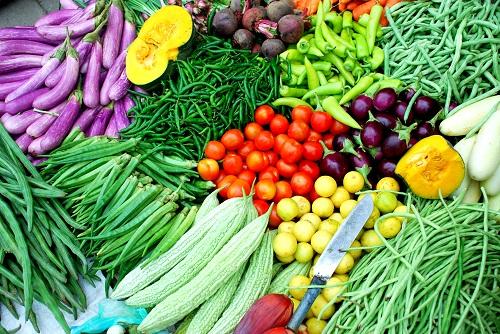 Bạn nên ăn bao nhiêu rau củ quả mỗi ngày ?