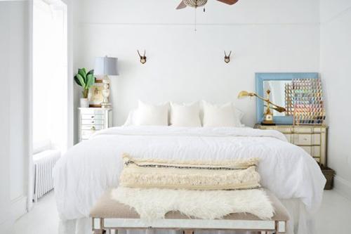 Phương pháp làm mới phòng ngủ chỉ trong vòng 30 phút
