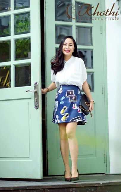 Mẹo giảm cân nhanh của Ốc Thanh Vân