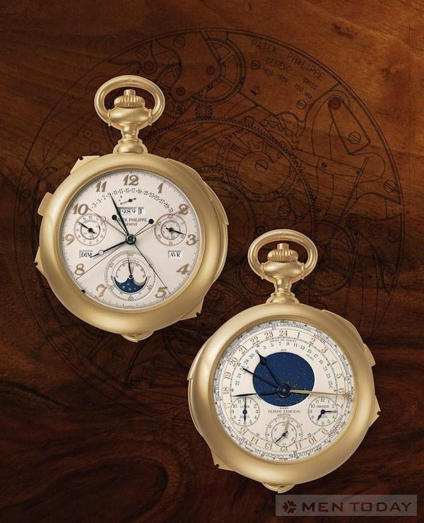 10 chiếc đồng hồ siêu sang đắt giá hơn xe Ferrari