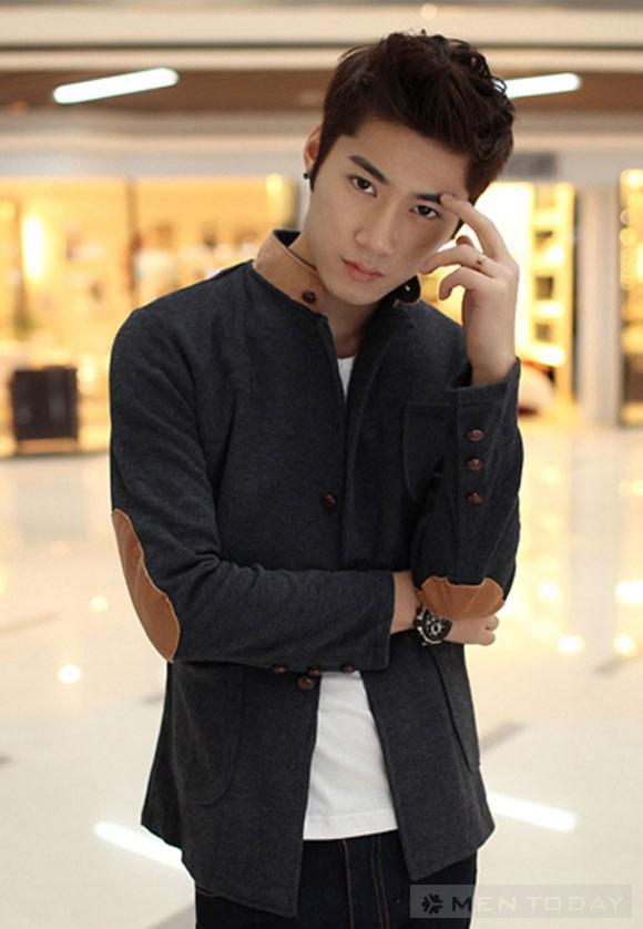 Áo khoác ngắn lịch lãm cho teen boy