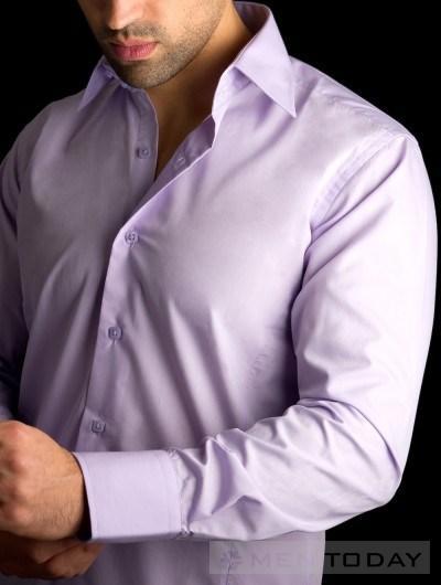Bí quyết chọn áo sơ mi cho các chàng béo