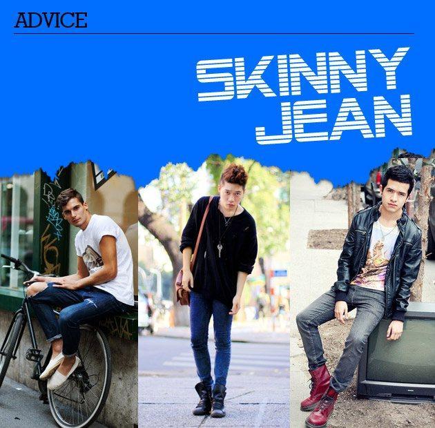 Cách chọn quần skinny jean nam