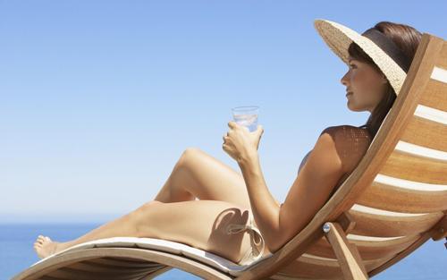 Tắm nắng giúp chữa khỏi bệnh thần kinh bạn có tin ?