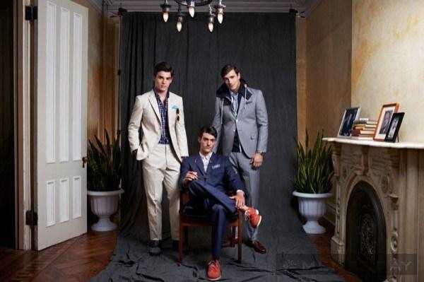 Bst thời trang nam xuân hè của Haspel