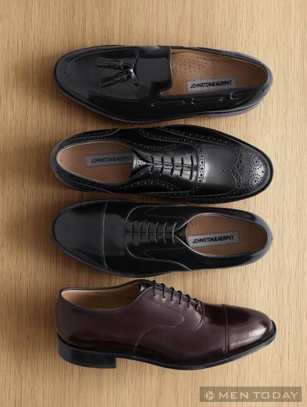 Johnston & Murphy cây đại thụ của ngành giày thế giới ra đời tại Mỹ