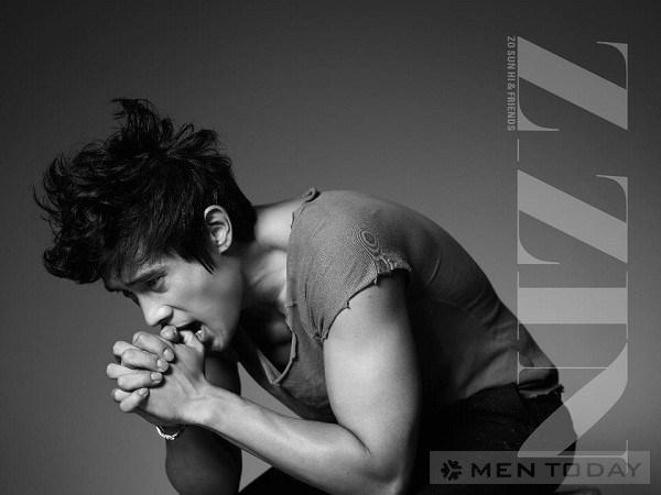 Ngôi sao chiếm lĩnh các tạp chí thời trang Lee Byung Hun