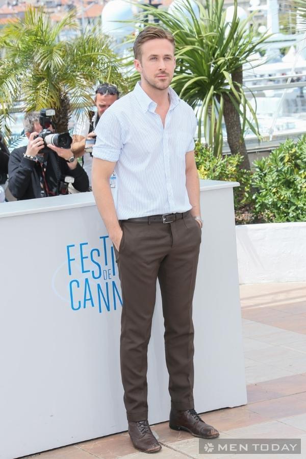 Nhìn lại phong cách quý ông tại LHP Cannes 2014