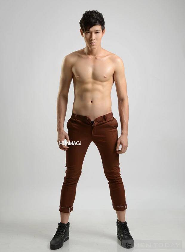 Thời trang nam xuân hè quần màu sắc cho nam giới
