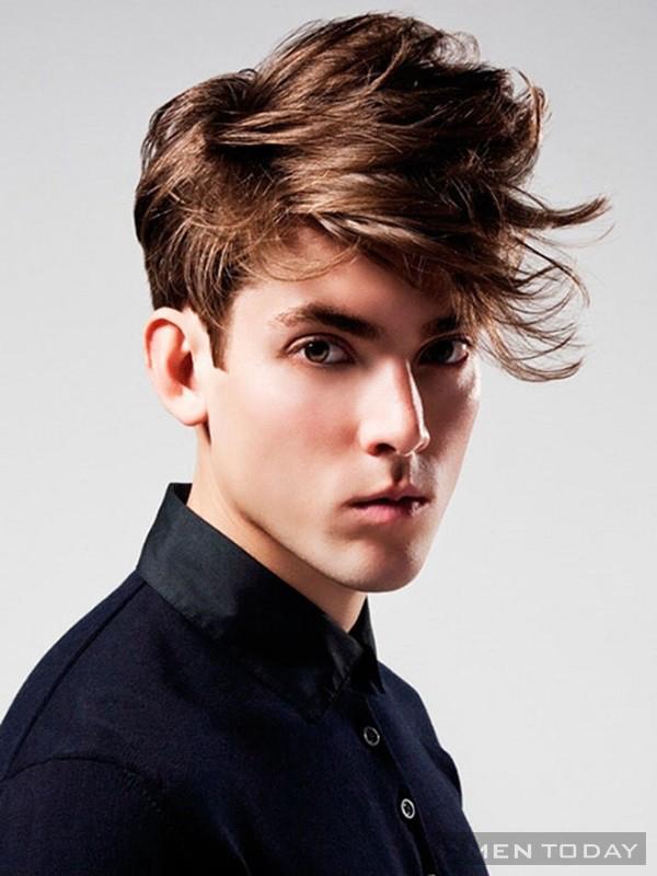 Tuyệt chiêu giúp mái tóc khỏe mạnh cho chàng tự tin