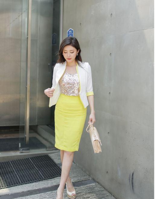 3 Áo vest nữ công sở Hàn Quốc đẹp nhất 2017