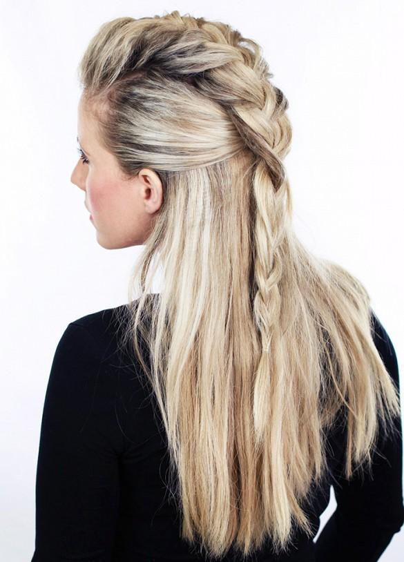 6 kiểu tóc hàn quốc đẹp sang trọng quyến rũ