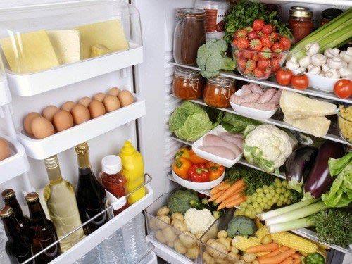 Bày tủ lạnh biến thành siêu bảo bối phong thủy trong nhà
