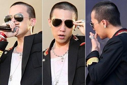 Cá tính với tóc nam húi cua cho khuôn mặt tròn