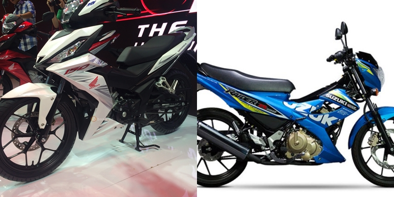 Cùng so sánh Honda Winner 150 vs Raider 150