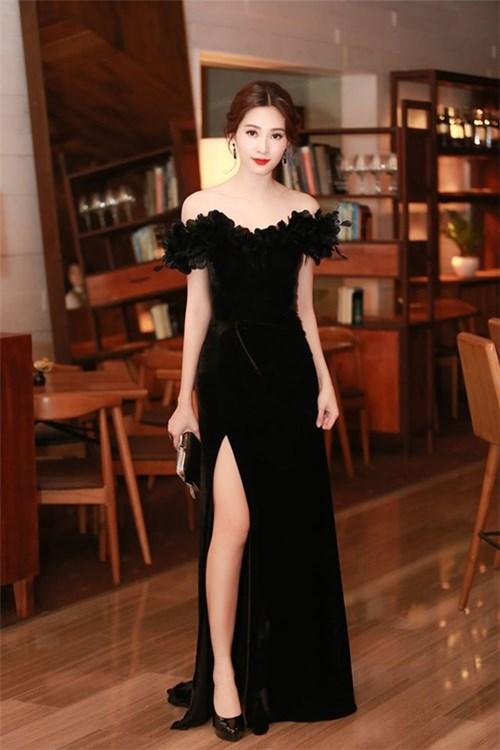 Hoa hậu Đặng Thu Thảo mặc váy nhái ?