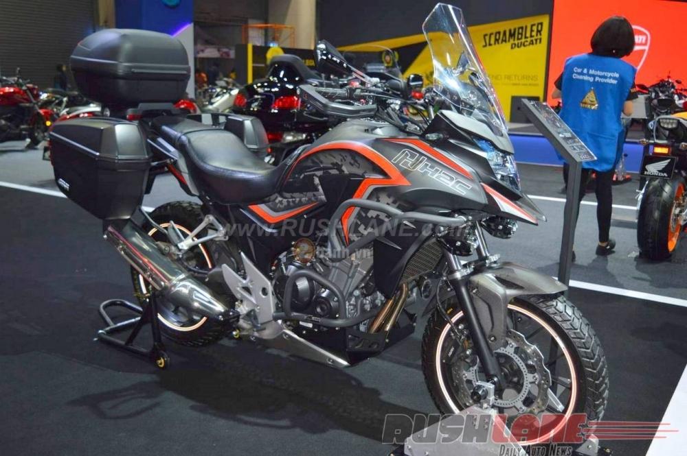 Honda CB500X H2C 2016 phiên bản đặc biệt