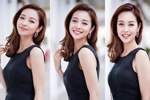 Jennifer Phạm gợi ý tóc đẹp trẻ trung quyến rũ