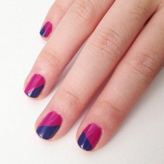 Mẫu nail móng tay họa tiết đơn giản đẹp mới nhất