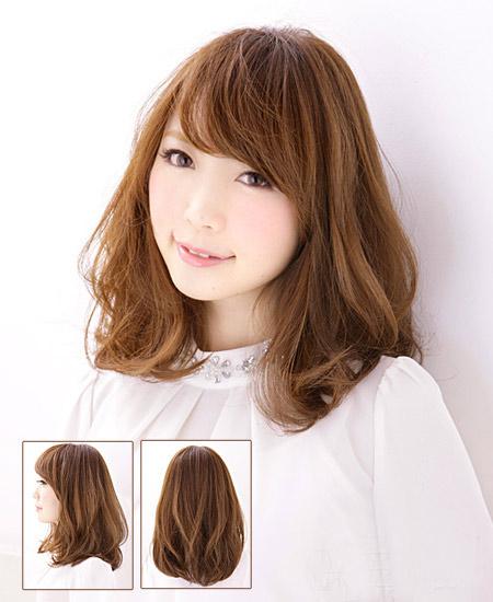Mẫu tóc ngắn xoăn nhẹ đẹp phong cách được bạn trẻ ưu thích