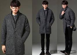 Mix áo khoác nam dáng dài cho chàng sang trọng nơi công sở 2017