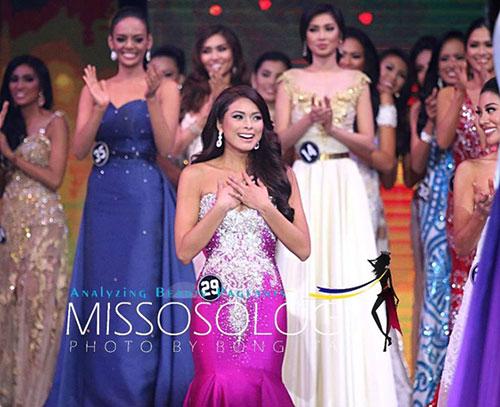 Nhan sắc tân Hoa hậu Hoàn vũ Philippines