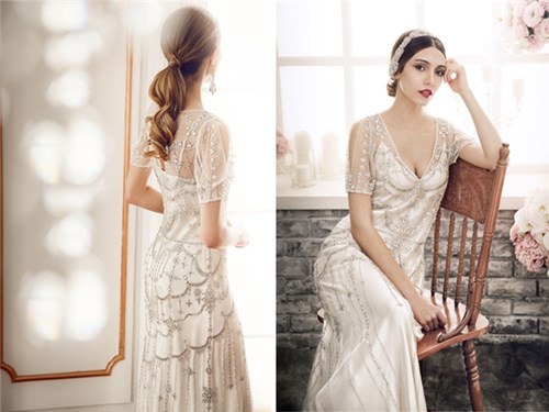 Những chiếc váy 'nhìn thôi là muốn kết hôn'
