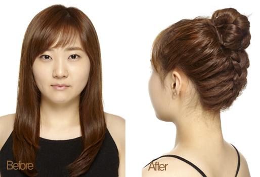 Những kiểu tóc nữ đơn giản dễ làm phù hợp mọi khuôn mặt