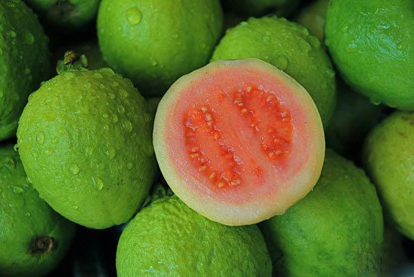 Những món ăn giảm cân nhanh từ trái ổi