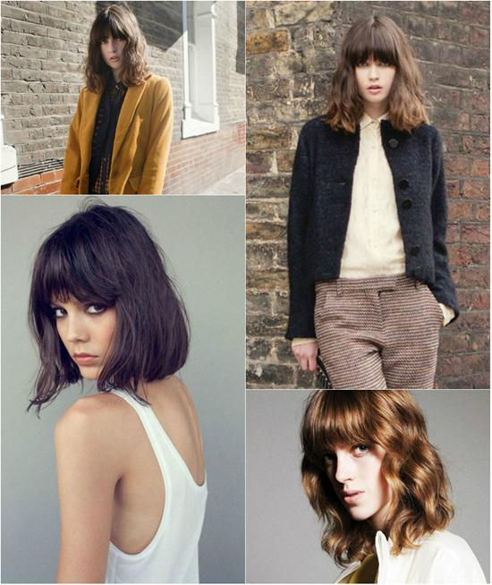 Nữ tính, xinh xắn hơn với kiểu tóc xoăn