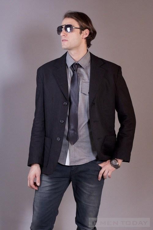 Phân biệt ba loại blazer nam phổ biến độc đáo