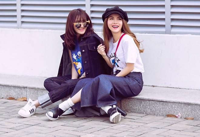 Phong độ mặc đẹp của nghệ sĩ Việt
