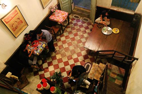 Quán cà phê gợi nhớ của thế hệ 7x Sài Gòn đầy cảm xúc