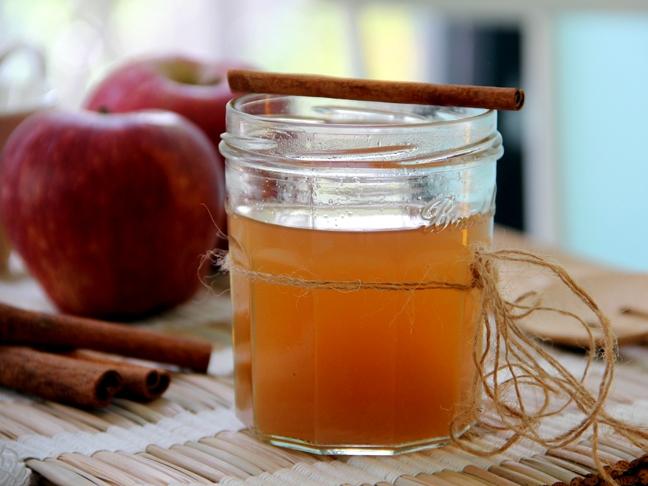 Tự làm giấm táo đốt mỡ thừa để có thân hình chuẩn
