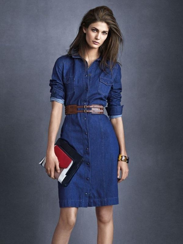 Váy liền thân đẹp sành điệu thoải mái cho nàng thêm duyên dáng