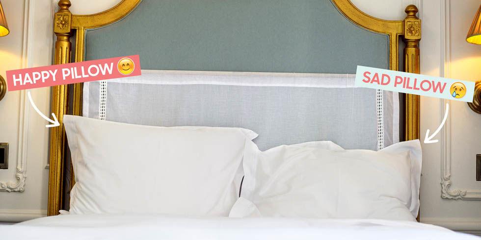 3 bước dọn gối phồng căng như trong khách sạn