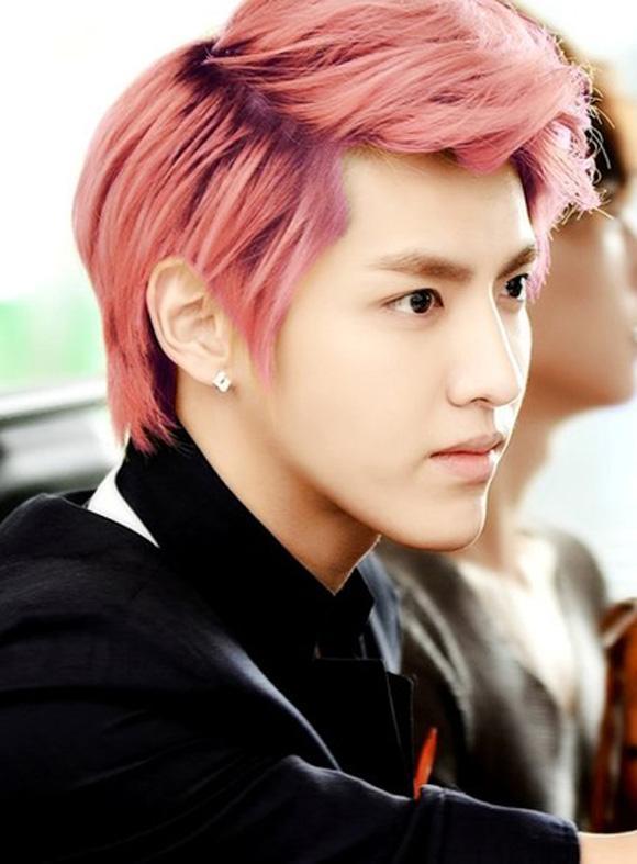 5 màu tóc nhuộm cho bạn trai siêu cá tính