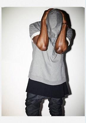 BST thời trang 'cực chất' của Kanye West kết hợp cùng A.P.C