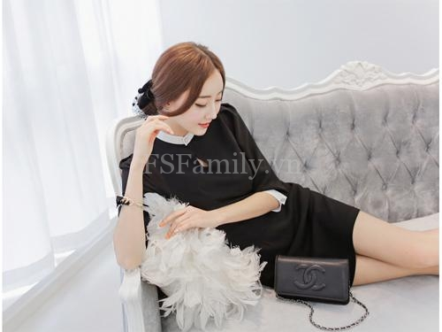 BST váy đầm đẹp liền thân cho bạn gái cuốn hút nơi công sở
