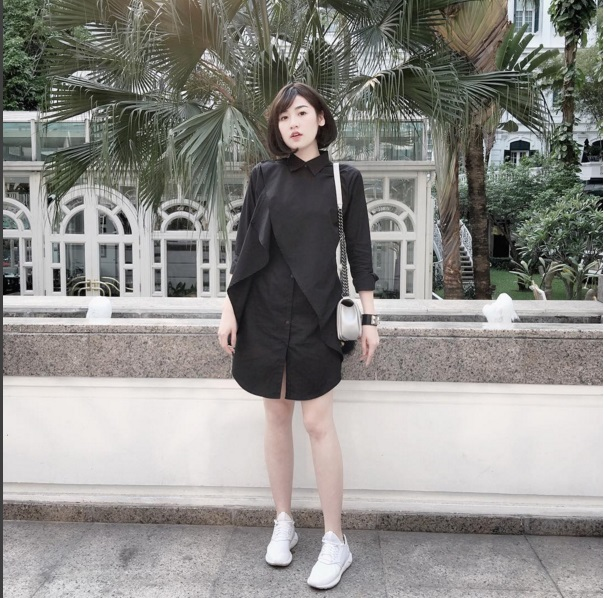 Dương Tú Anh khoe tóc ngắn xinh xắn như nữ sinh