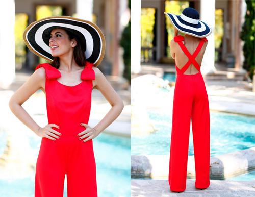 Hè này phái đẹp có nên mặc màu đỏ?